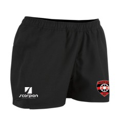 Manor Park Twill Rugby Shorts